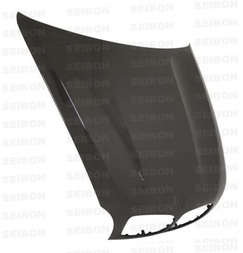 OEM-style carbon fiber hood for 2007-2010 BMW X5/X6