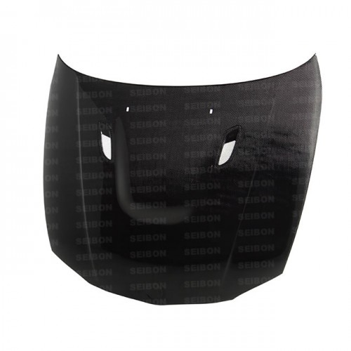 BM-STYLE CARBON FIBER HOOD FOR 2008-2013 BMW E82 1 SERIES / 1M COUPÉ