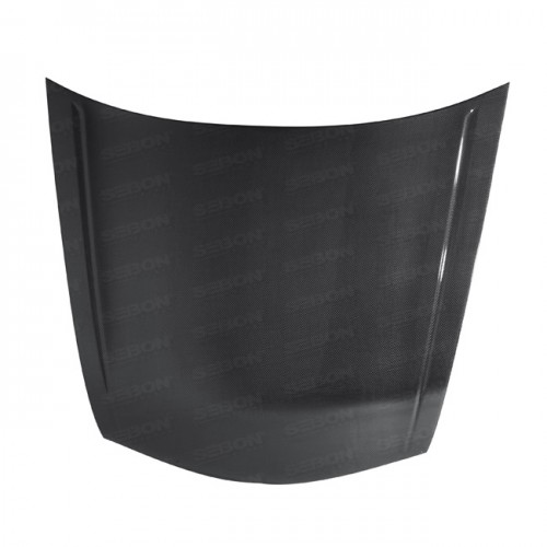 OEM-style carbon fiber hood for 2008-2010 Honda Accord 4DR