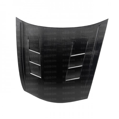 TS-style carbon fiber hood for 2008-2010 Honda Accord 4DR