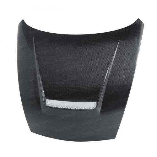 VSII-style carbon fiber hood for 2009-2014 Nissan 370Z