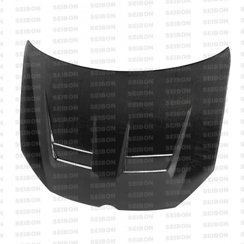 DV-STYLE CARBON FIBRE BONNET FOR 2010-2014 VOLKSWAGEN GOLF / GTI / R
