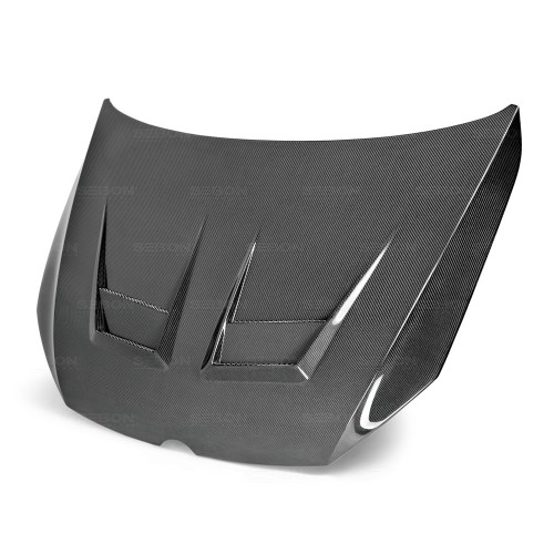 DV-STYLE CARBON FIBRE BONNET FOR 2015-2019 VOLKSWAGEN GOLF / GTI / R