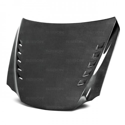 BT-Style Carbon Fiber Hood for 2014-2016 Lexus IS