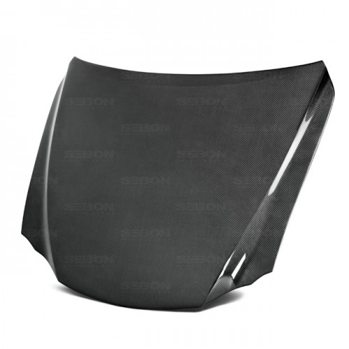 OEM-Style Carbon Fiber Hood for 2014-2016 Lexus IS