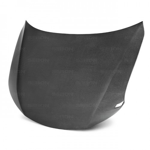 OEM-style carbon fiber hood for 2014-up Scion tC