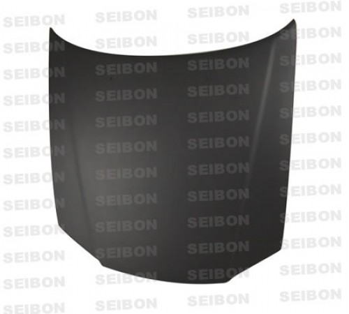 OEM-style DRY CARBON hood for 1999-2001 Nissan Skyline R34 GT-R..*ALL DRY CARBON PRODUCTS ARE MATTE FINISH!