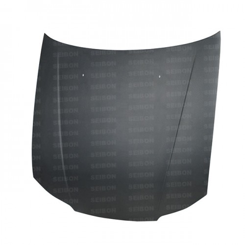 OEM-style DRY CARBON hood for 1999-2001 Nissan S15..*ALL DRY CARBON PRODUCTS ARE MATTE FINISH!