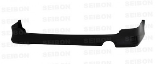 TR-style carbon fiber rear lip for 2005-2007 Acura RSX