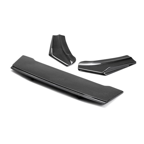 SA-STYLE CARBON FIBER REAR LIP FOR 2016-2017 FORD FOCUS RS