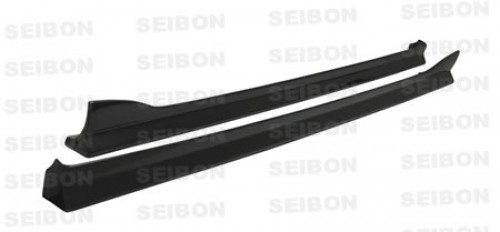 AE-style carbon fiber side skirts for 2004-2008 Mazda RX8