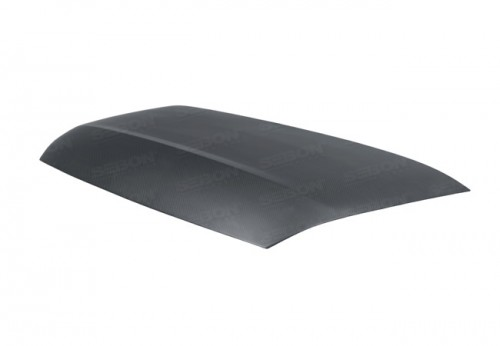 OEM-style DRY CARBON trunk lid for 2002-2008 Nissan 350Z Spyder..*ALL DRY CARBON PRODUCTS ARE MATTE FINISH!