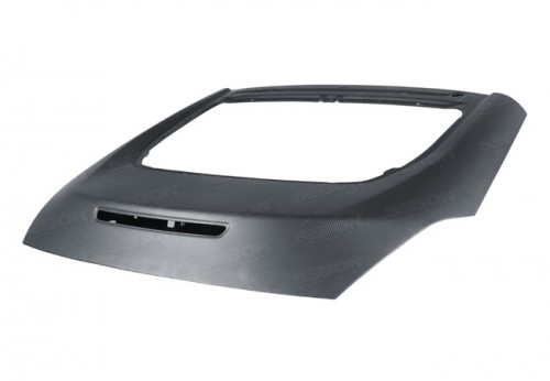 OEM-style DRY CARBON trunk lid for 2009-2012 Nissan 370Z..*ALL DRY CARBON PRODUCTS ARE MATTE FINISH!