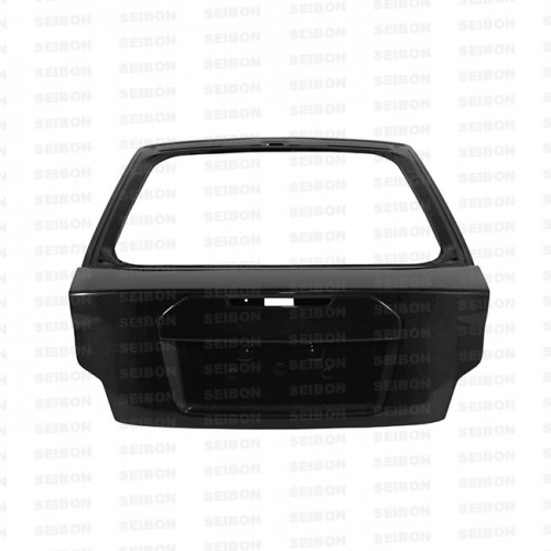 OEM-style carbon fiber trunk lid for 2011-2012 Scion TC
