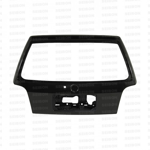OEM-style carbon fiber trunk lid for 1993-1998 Volkswagen Golf III