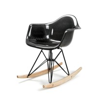 KID'S CARBON FIBER ROCKING AR CHAIR
